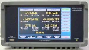 PA2640 harmonics & power analyzer