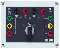 PA120 Power Switch Wattmeters