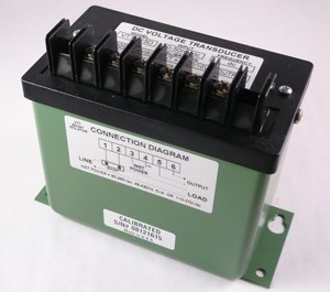 VT7 & VT8 DC & RMS Voltage Transducers
